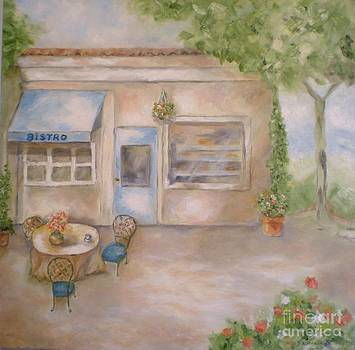 Bistro by Graciela Castro