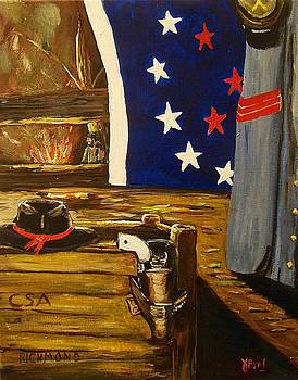 Bivouac by Joe Byrd