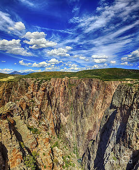 Black Canyon Afternoon by Scotts Scapes