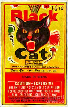 Gregory Dyer - Black Cat