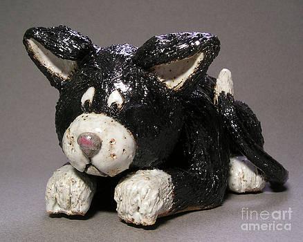 Jeanette K - Black Cat