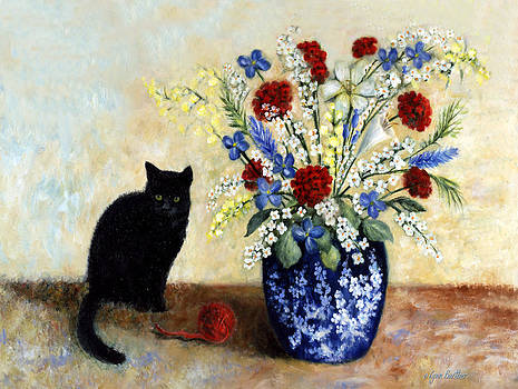Black Cat by Lynn Buettner