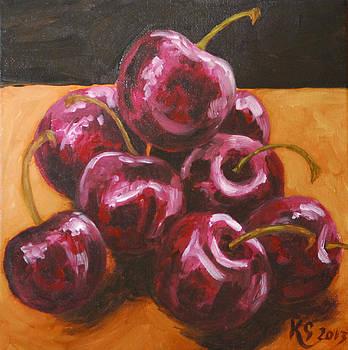 Black Cherries by Katharine Green