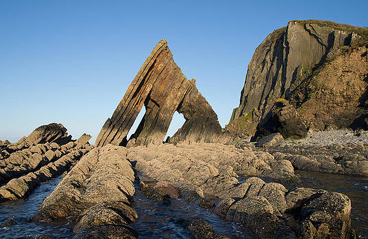 Black Church Rock by Pete Hemington