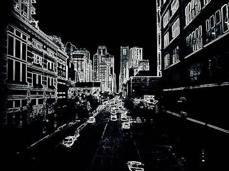 Black City by Birdie Garcia
