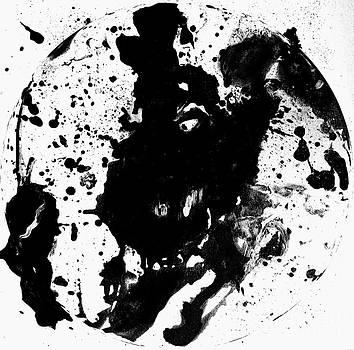 Black Elephant by MK Square Studio
