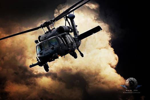 Black Hawk Attack by Paul Job