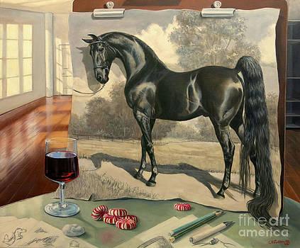 Black Magic by Jeanne Newton Schoborg
