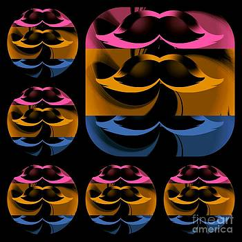 Black Mustaches by Daryl Macintyre