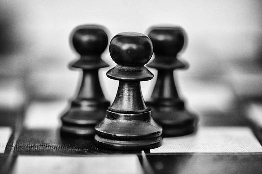 Black Pawns by Arisha Singh