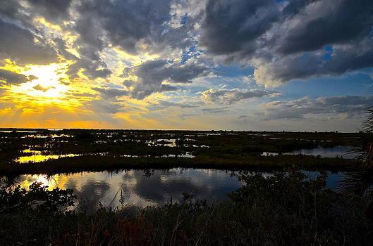 AnnaJo Vahle - Black Point Sunset