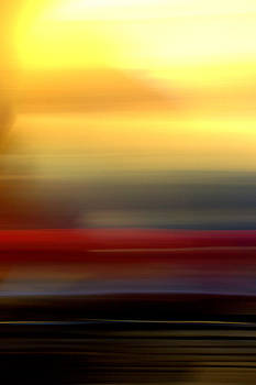 Black Red Yellow by Terence Morrissey