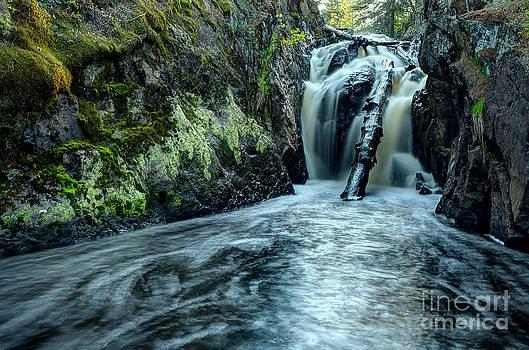 Black River Falls by Tiffany Rantanen