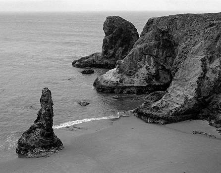 Black Rock I by Thomas J Rhodes