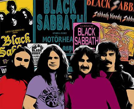 Black Sabbath by GR Cotler