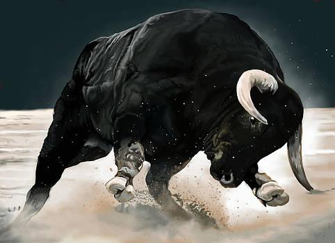 Black Thunder by Brien Miller