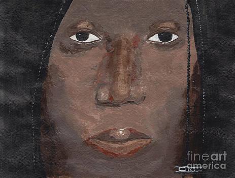 Black Woman by David Jackson
