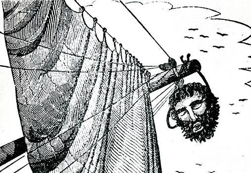 Photo Researchers - Blackbeard Edward Teach English Pirate