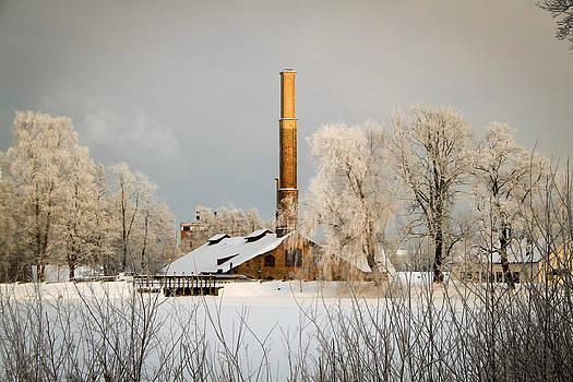 Blacksmith by Robert Hellstrom
