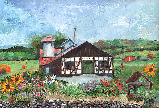 Blacksmith Shop by William Killen