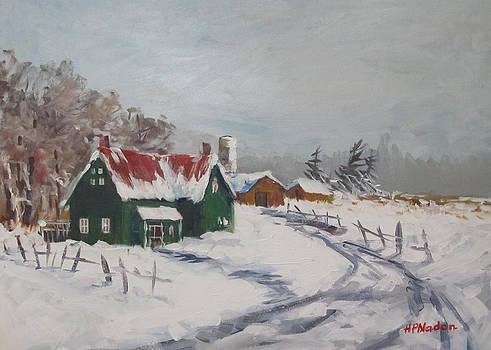 Bleak Winter by Heidi Patricio-Nadon