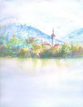 Bled by Jovica Kostic