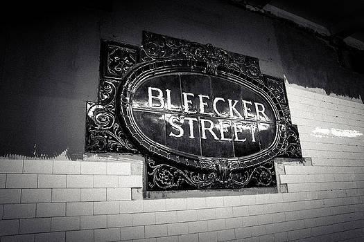 Bleecker Street by Brent Roberts