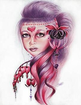 Bleeding Heart by Sheena Pike
