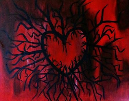 Bleeding Love by Tiffany  Rios