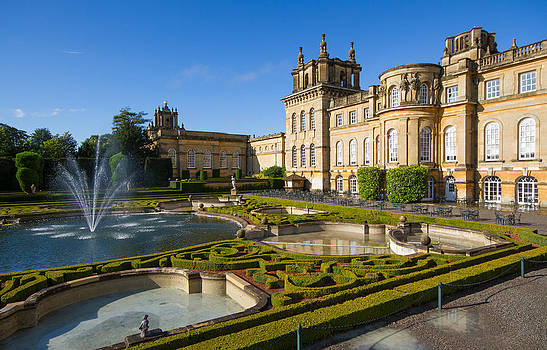 Blenheim Palace by Andrew Barker