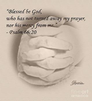 Blessed Be God by Pharris Art