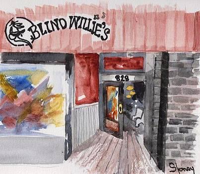 Blind Willie's by Sandi Stonebraker