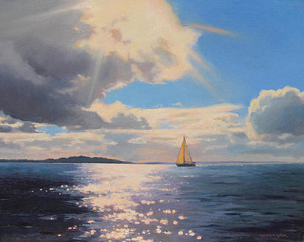 Bliss by Dianne Panarelli Miller