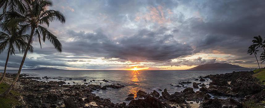 Blissful Shores by Brad Scott