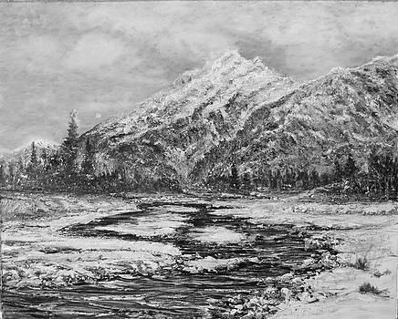 Blizzard by Joseph   Ruff