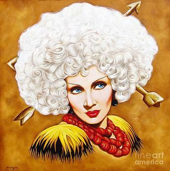 Blonde Venus by Joseph Sonday