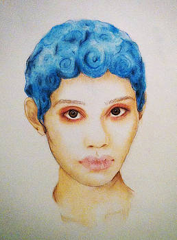 Bloo by Courtney James
