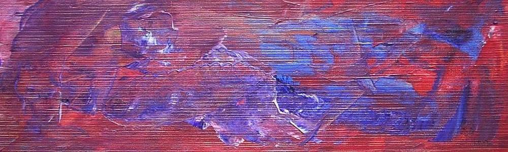 Bloody Landscape by Dmitry Kazakov