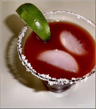 Bloody Mary by Tonie Cook