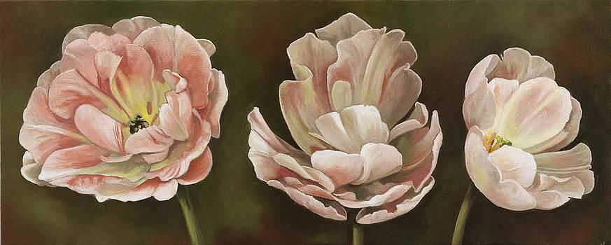 Blooming 1 by Debra Lake