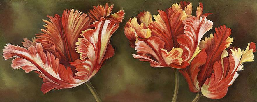 Blooming 2 by Debra Lake