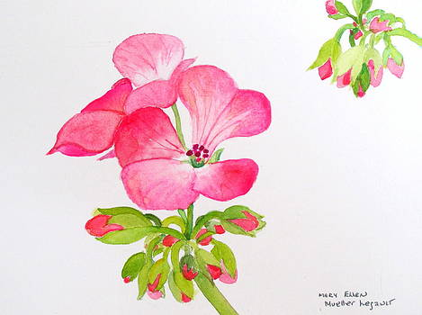 Blooming 2 by Mary Ellen  Mueller Legault