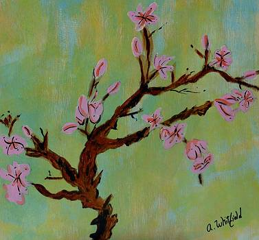 Blooming by Ann Whitfield