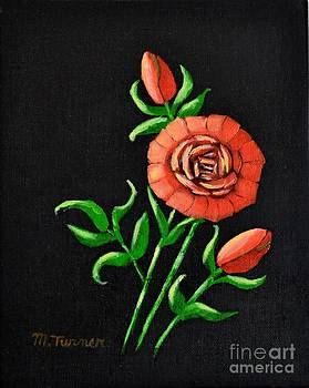 Blooming Buds by Melvin Turner