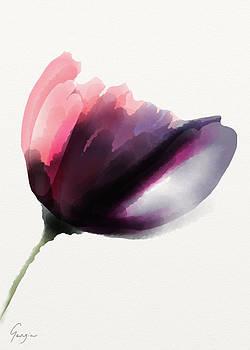 Blooming In Pink by Georgia Pistolis