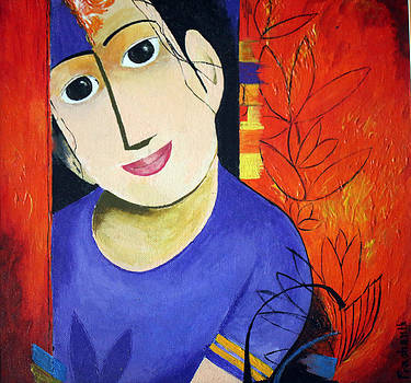 Blossoming of wholesome deeds by Prashanth Bala Ramachandra