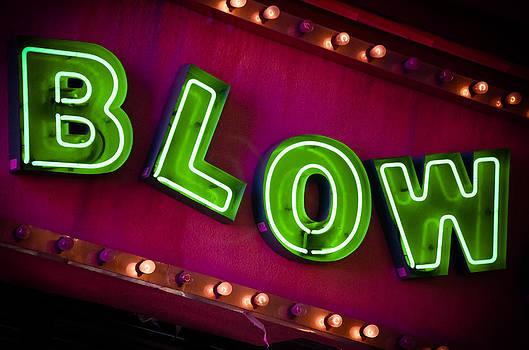 Blow by William Shevchuk