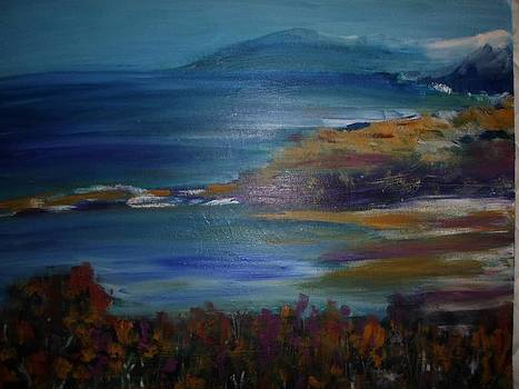 Blue autumn  by Daniela Nedelea