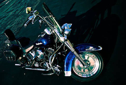 Blue Chrome by Off The Beaten Path Photography - Andrew Alexander