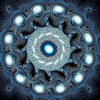 Anastasiya Malakhova - Blue Circle